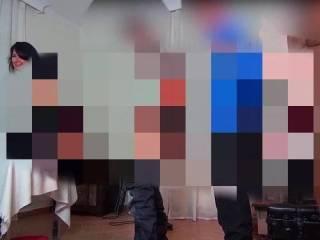 Videovorschau - Mit Anlauf in die Arsch-Fotze! Die Challenge