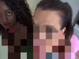 Videovorschau - Ungeplanter 3er mit Spermasnack für Vicky im Flüchtlingsheim...